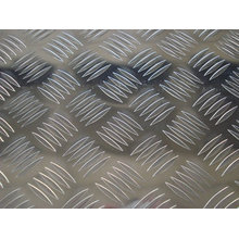 embossed aluminum alloy sheet Chines manufacturer