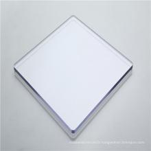 Portes de panneaux de murs en feuille de polycarbonate de 10 mm
