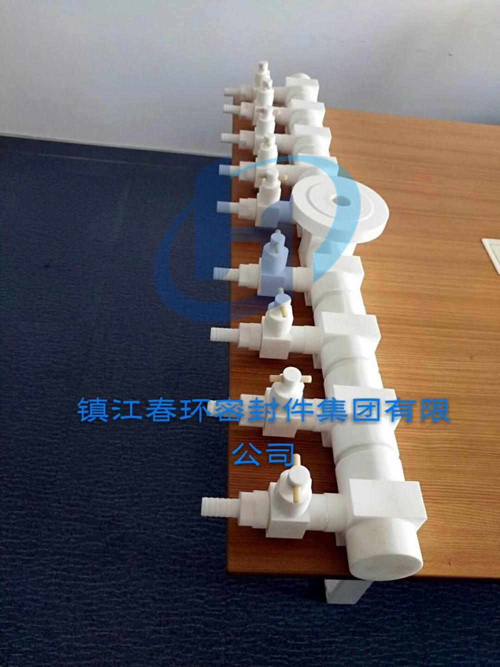 Ptfe Machined Part