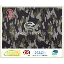 240t Poly Pongee Desert Camouflage Printing Vest Fabric (ZCBP109)