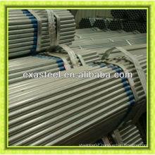 Galvanized steel pipe profile