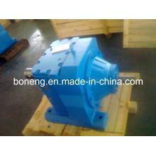 Motor de engranajes helicoidales serie Cr
