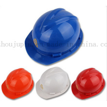 OEM Logo PE Adjustable Building Industry Safety Helmet
