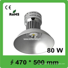 Hot Sale Super Bright 80W Warehouse Led High Bay Light