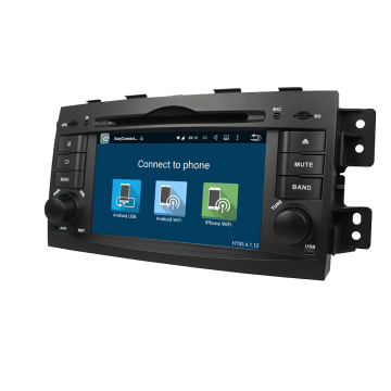 Android 5.1 car DVD for Kia Mohave Borrego