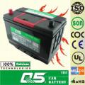 JIS-75D31 12V75AH Aufbewahrungssystem wartungsfreie Autobatterie