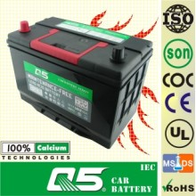 Start-Stop system AGM car battery Maintenance Free for Car Battery