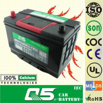 JIS-115D31 12V95AH wartungsfreie Batterie für Australien-Auto