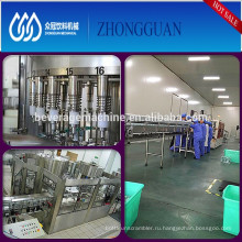 automatic pet bottle water filling machine/bottle washing filling capping/bottle washing filling capping machine
