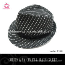 2013 Paper Fedora Hat Wholesaler factory professional
