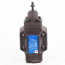 Contrapeso hidráulico / Secuencia y válvula de retención