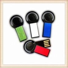 2015 Neueste Red Swivel Mini Stick Form USB Pendrive (EM022)