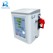Portable fuel filling dispenser, diesel fuel dispenser