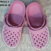 Top qualité Beath EVA jardin chaussures pour enfants (fbj521-3)