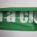 Echarpe de football tissée à imprimé en polyester de nouveauté