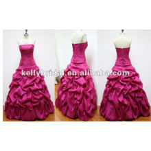 red ball gown wedding dress hot sale