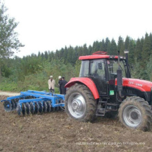 1BZ hydraulic offset 24 disc harrow