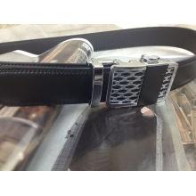 Men Ratchet Leather Belt (A5-140701)