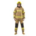 Fireman Uniform with Reflective Tape Workwear