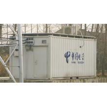 Type intégré de conteneur télécom