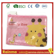 PVC Printed Pencil Bag for School