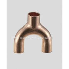 Y-Bend-Kupferverschraubung für ACR-Montage