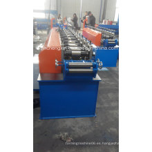 Alta velocidad Furring Canal / canal principal / rodillo de ángulo que forma la máquina