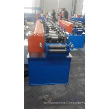 Canal de enrasado de alta velocidad / Canal principal / Máquina formadora de rollos en ángulo