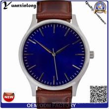 Yxl-928 бренда люкс знаменитых мужчин часы моды отдыха платье кварцевые часы бизнес кожа часы мужские часы Relogio Masculino