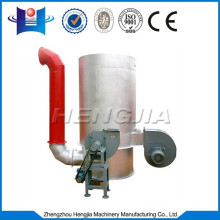 Environmental friendly vertical hot air furnace