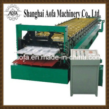 Double Layer Roofing Sheet Roll Forming Machine (AF-R1100/1025)