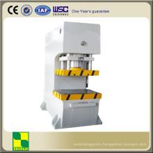 Zhengxi High Quality Hydraulic Press Single Arm Machine with Pressure Plate for Sale