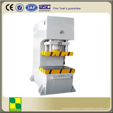 Presse hydraulique à une colonne
