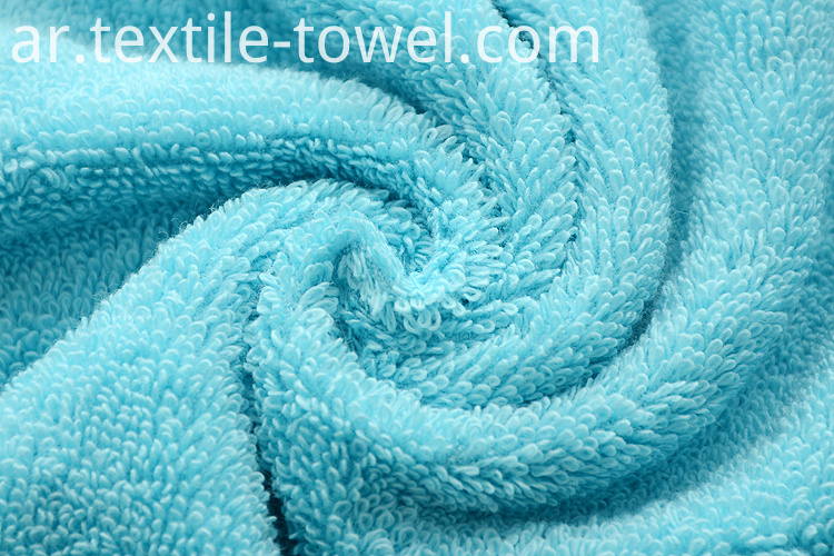 Teal Towel Set