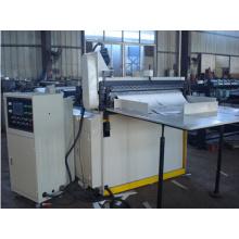 Machine de découpage de rouleaux de feuille de papier de bureau