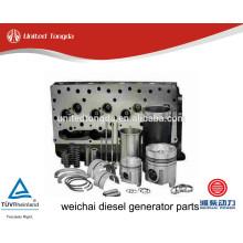 Оригинальные запчасти для дизельных генераторов Weichai
