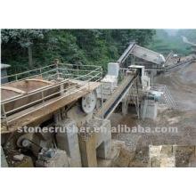 2012 кварцевый камень производственной линии / рок дробильной фабрики завод