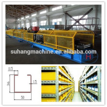2014 Hot Selling Storage Rack Roll Forming Machine