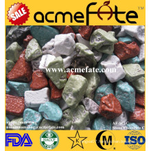 Top grade stone shaped colourful chocolate distributors high quality chocolate brands