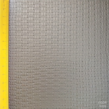 Cuero de Pvc para el moho anti del papel pintado de la casa moderna