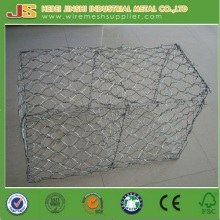 Hot Dipped Galvanized Hexagonal Gabion Basket From Factory