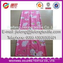 barato buena calidad tela de algodón 100% para sábanas / almohada / cojín