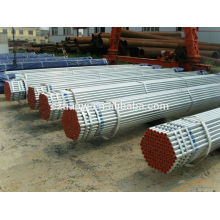 hot sale galvanized seamless carbon steel pipe from China