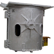 20.Professional induction melting furnace on selling