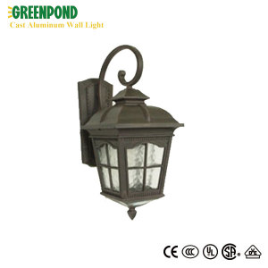 Moisture-Proof IP65 20W Cast Aluminum Wall Light