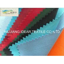 50% poliéster 50% algodão CVC cetim tecido/misturado tecido
