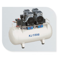 Large Power Low Noise Good Quality Dental Air Compressor (KJ-1000)