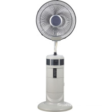 Water Spray Industry Outdoor Water Mist Fans Water Mist Fan