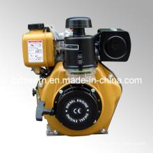 4HP Air-Cooled Diesel Engine with Keyway Shaft (HR170F)