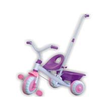 Venta caliente triciclo bebé barato para la venta con la manija del empuje